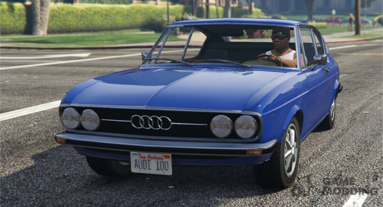 Audi 100 Coupe S