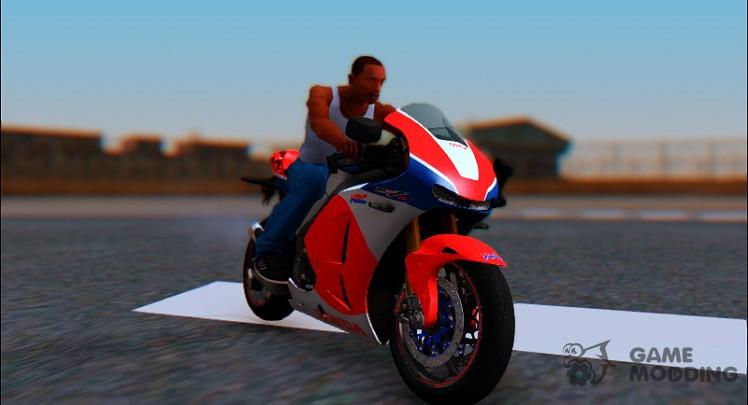 NRG-500 for GTA San Andreas
