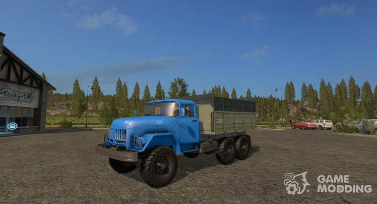 ZIL-131 version 1.0