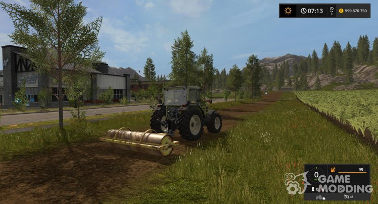 Rink for Farming Simulator 2017