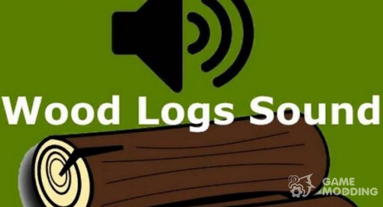 Wood Logs Sound