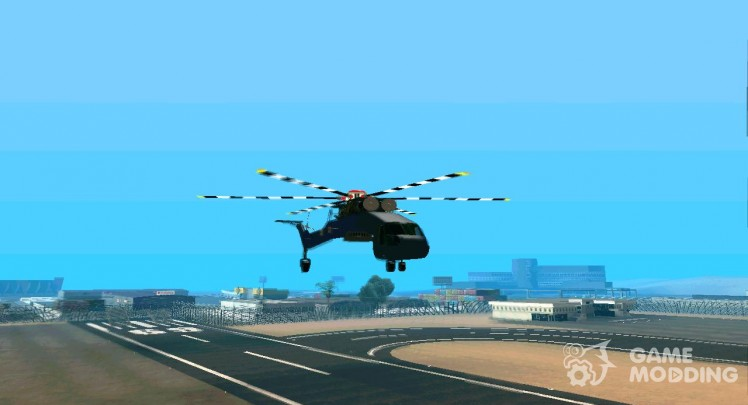 Skylift rom GTA IV TBOGT