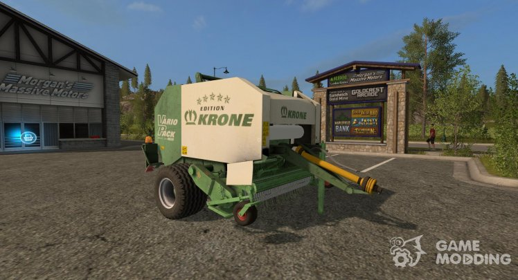 Krone Variopack 1500MC version 2.1