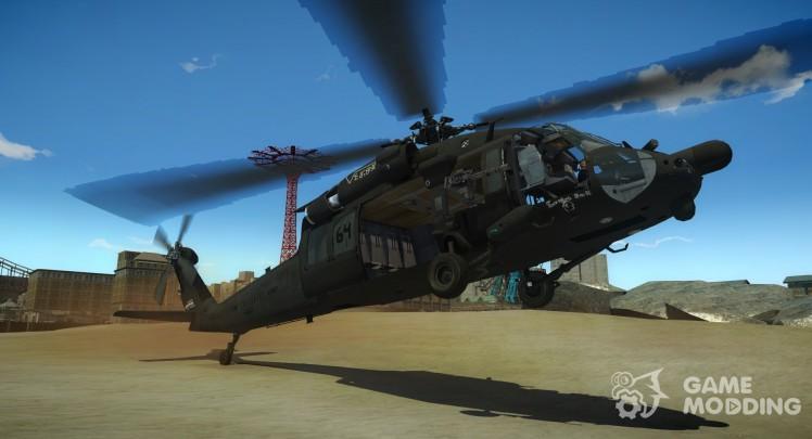 Sikorsky MH-60 l Black Hawk