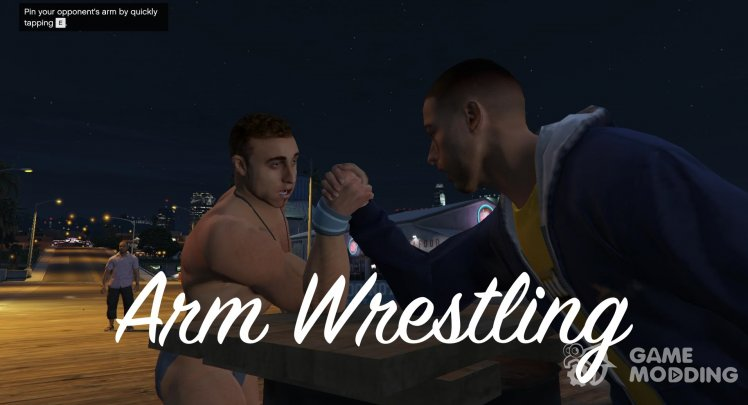 Arm Wrestling SP 1.0