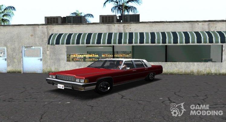 Greenwood for GTA San Andreas