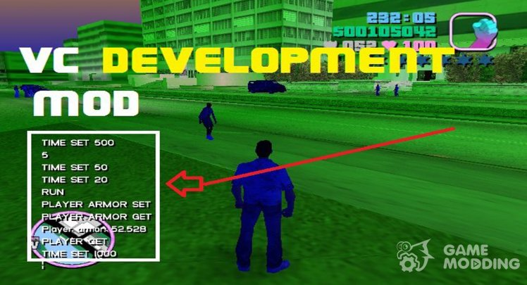 Vice City Development