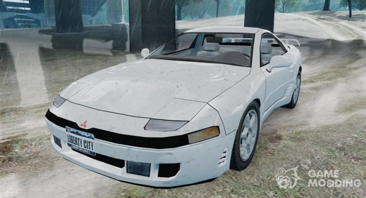 Mitsubishi 3000GT 1992