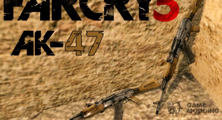 Far Cry 3 AK-47