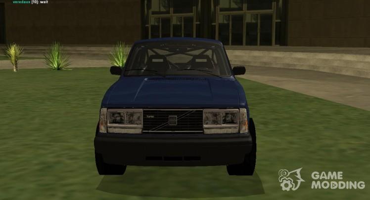 Volvo Tunned mod (Египетский стиль)