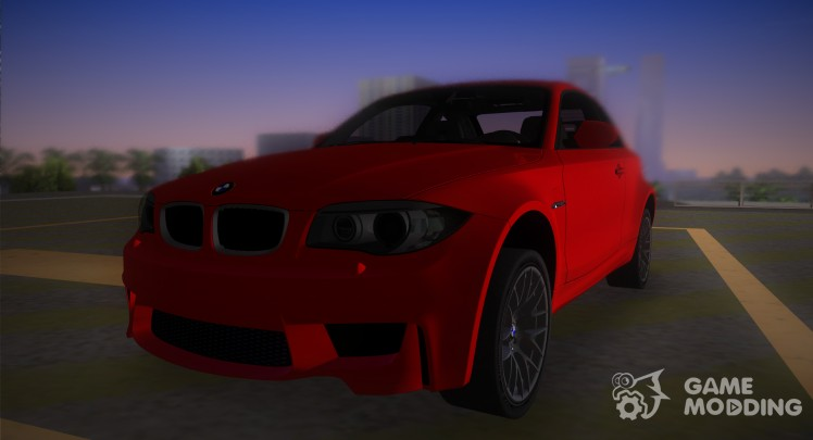 BMW 1M Coupe 2011