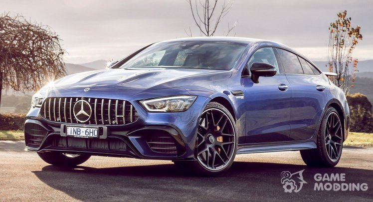 Mercedes-Benz AMG GT 63 S Sound Mod
