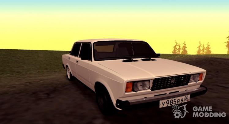 ВАЗ 2107 GVR,