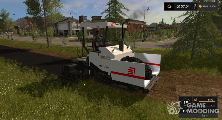 Paver for Farming Simulator 2017