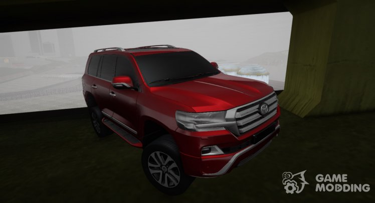 Toyota Land Cruiser 200 Sport 2018