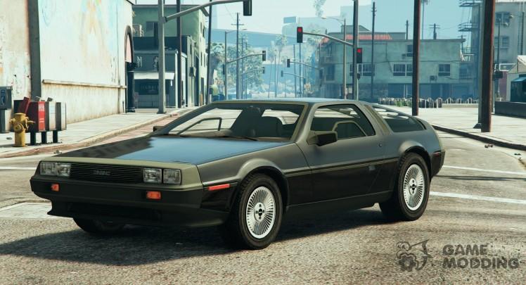Delorean Dmc12 (1982) V2
