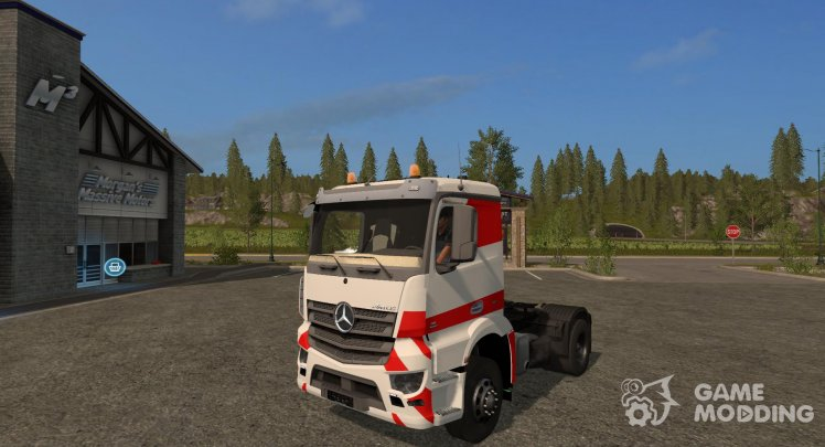 Mercedes-Benz Antos version 06.04.17
