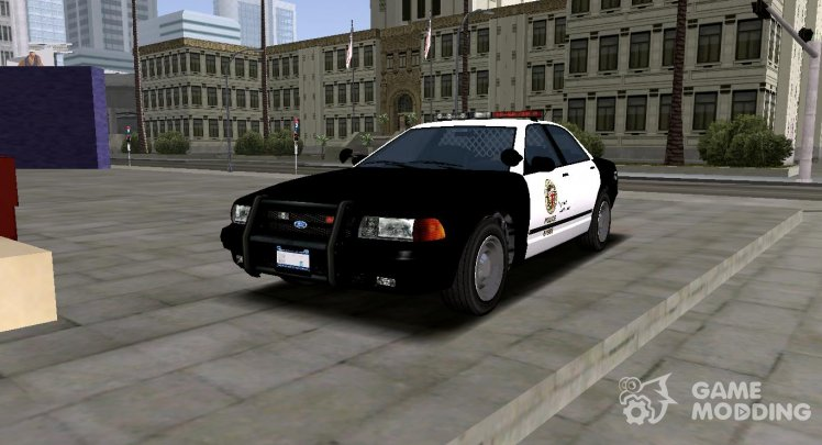 2005 Ford Crown Victoria LAPD (Stanier II Style)
