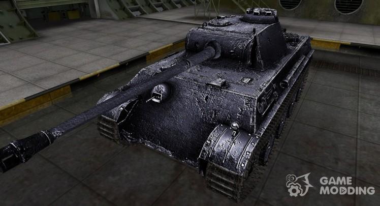 Dark skin for PzKpfw V Panther