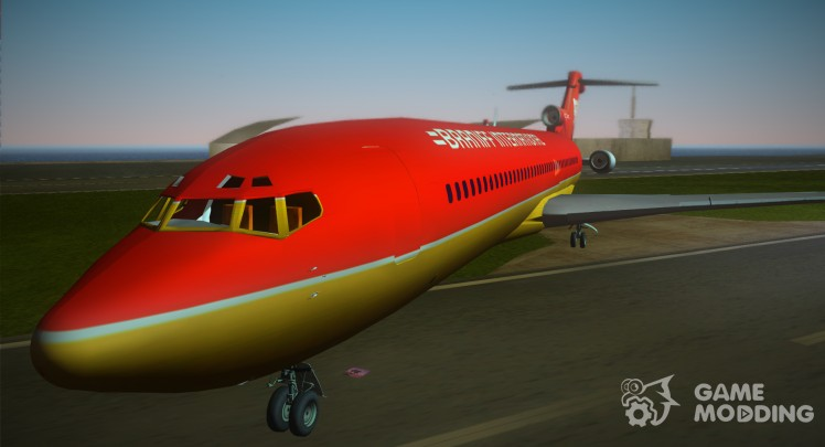 Boeing 727-100 Braniff International
