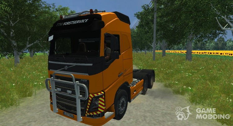 Volvo FH 16 2012