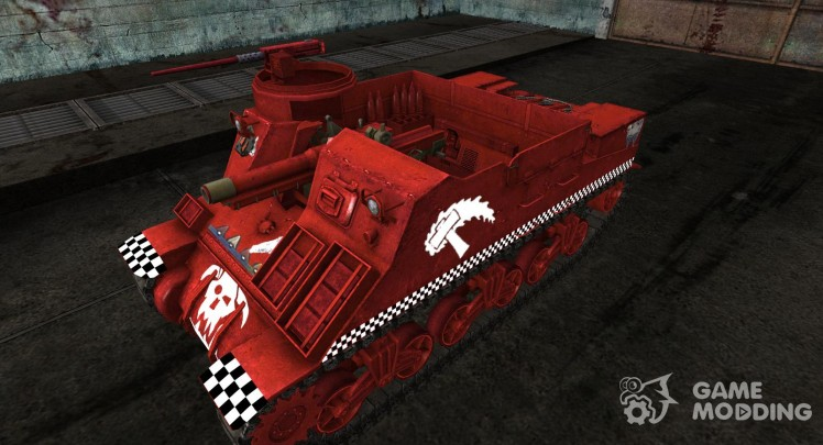 M7 Priest from omgbanga