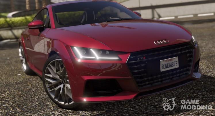 Audi TTS 2015 v0.1