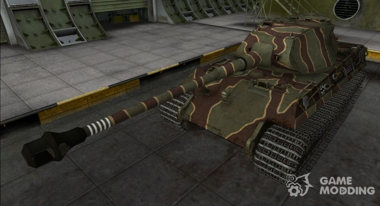 Remodeling Of The Panzer VIB Tiger II