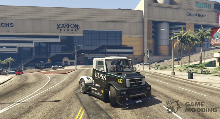Mercedes-Benz L Series FTruck 2.0