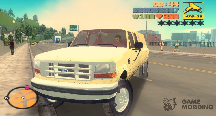 Ford F-350 XLT Double Cab 1994