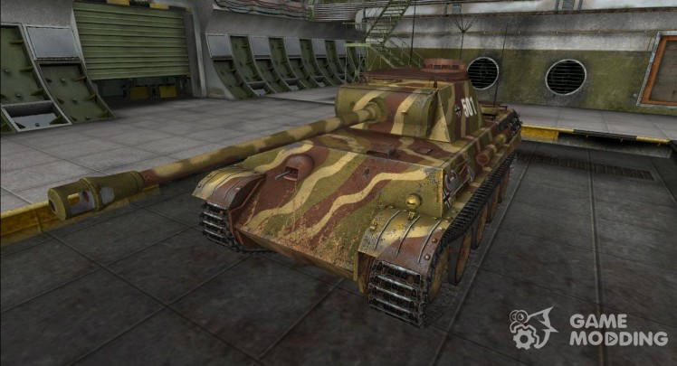 Remodel Of The Panzer V Panther