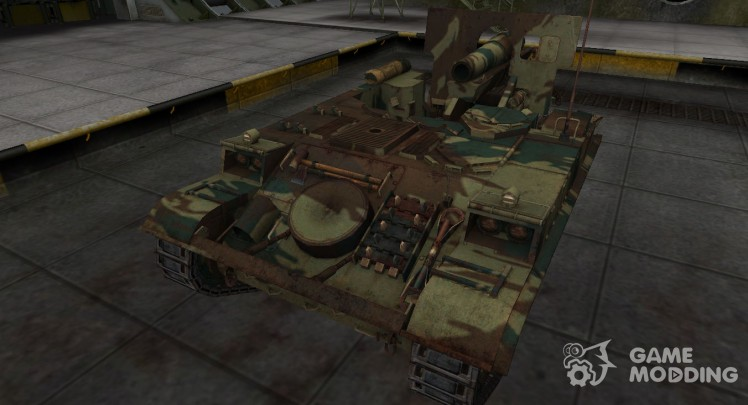 French new skin for AMX 13 F3 AM