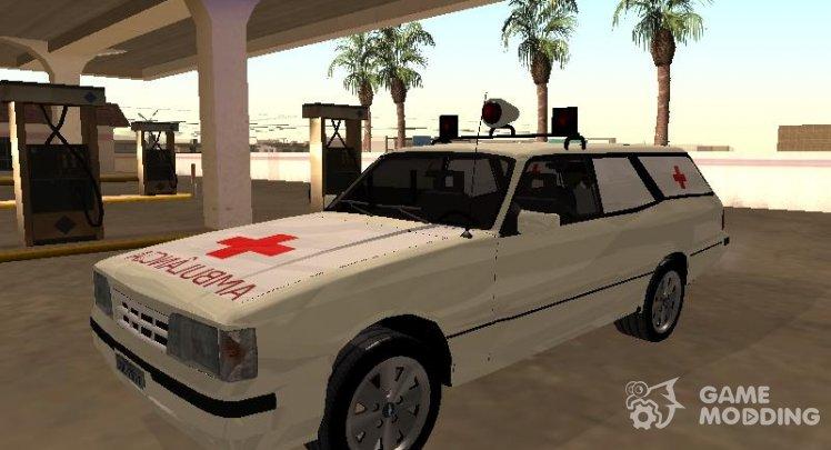 Ambulance For Gta San Andreas