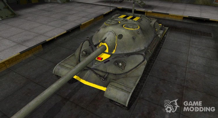 The weaknesses of the is-7