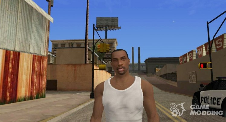 Carl Johnson INSANITY