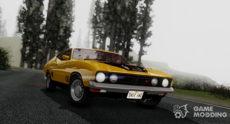 GT 351 Ford Falcon AU-spec (XB)