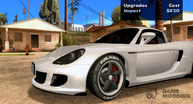 Wild Upgraded Your Cars (v 1.0.0)