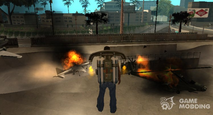 Funny San Andreas v 1.3. Final