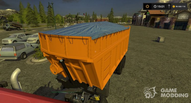 MAZ 950600-030 for Farming Simulator 2017