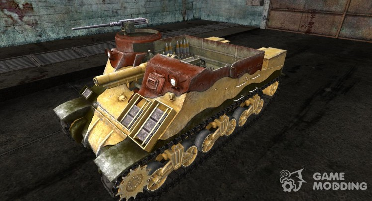 Skin for M7 Priest