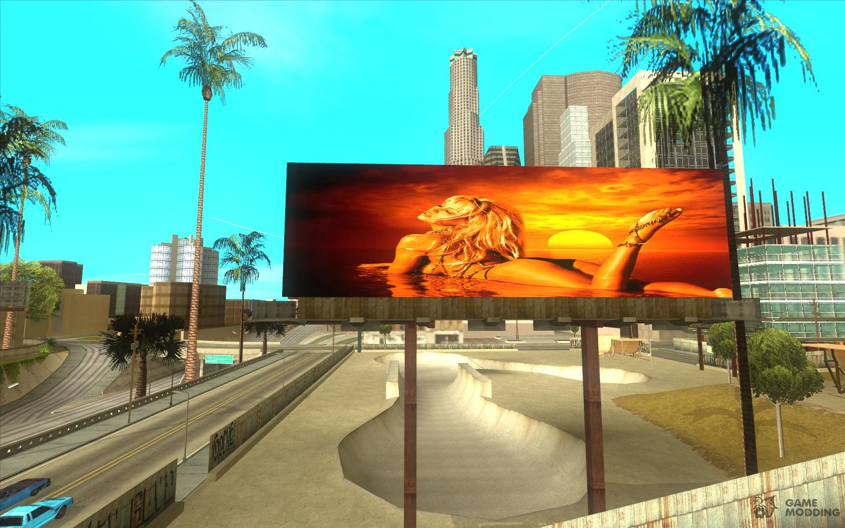 Hot Girls Posters For Gta San Andreas-1091