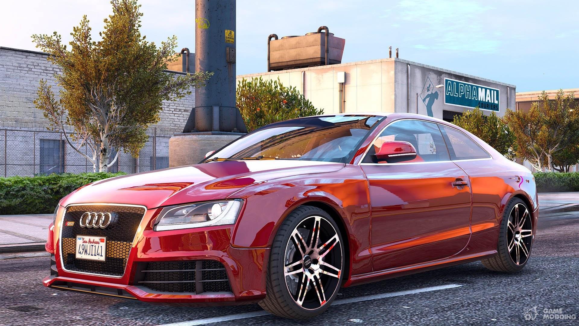Audi Rs5 2011 1 0 Para Gta 5