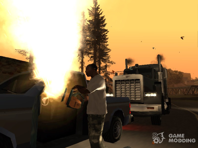 Gta 5 Particles And Effects For Gta San Andreas Termurah