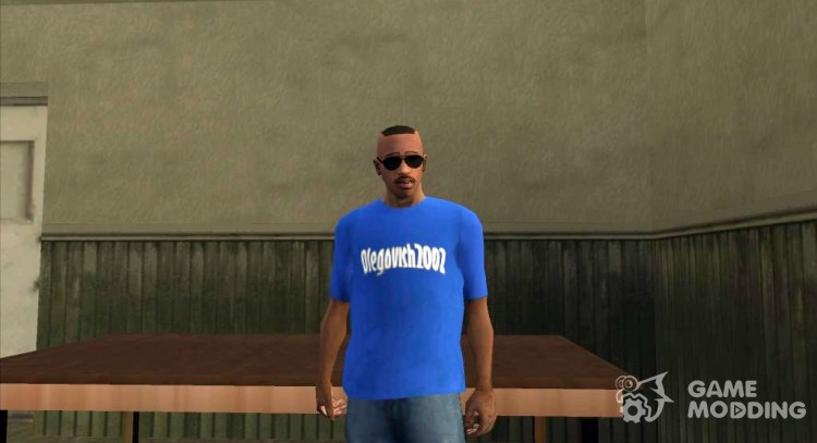 T-shirt Olegovish2002 for GTA San Andreas