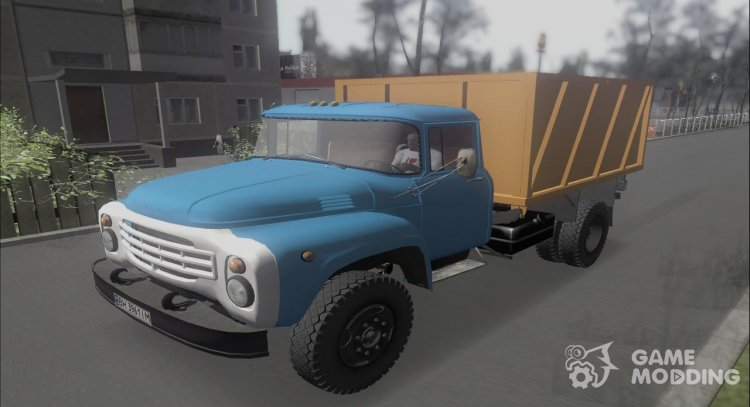 ZiL -130 Zlagoda Dump Truck for GTA San Andreas