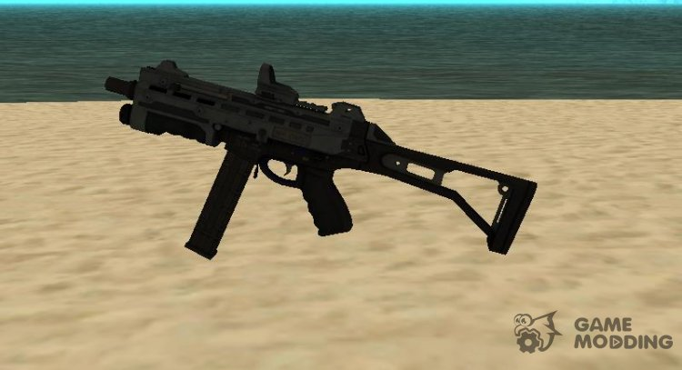 PP Briggs SMG Fear 3 for GTA San Andreas