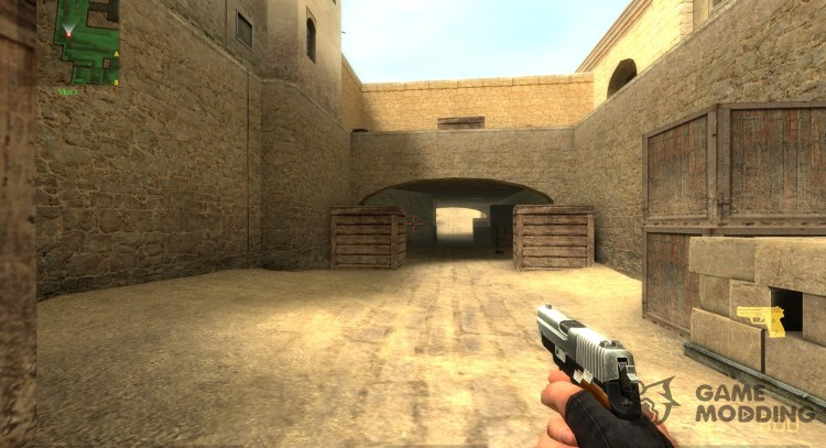 Papuchongo's Custom P228 for Counter-Strike Source
