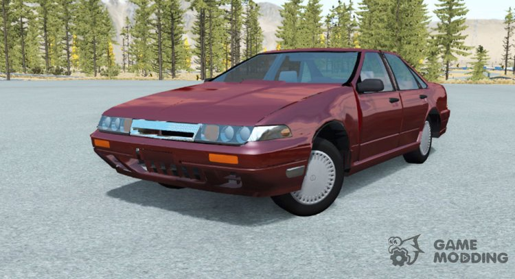Nissan Cefiro (A31) 1988 for BeamNG.Drive
