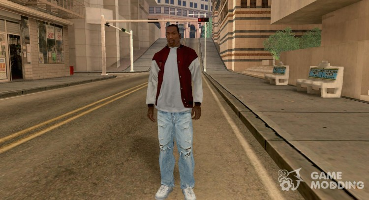 The Blues jeans Levi's for GTA San Andreas