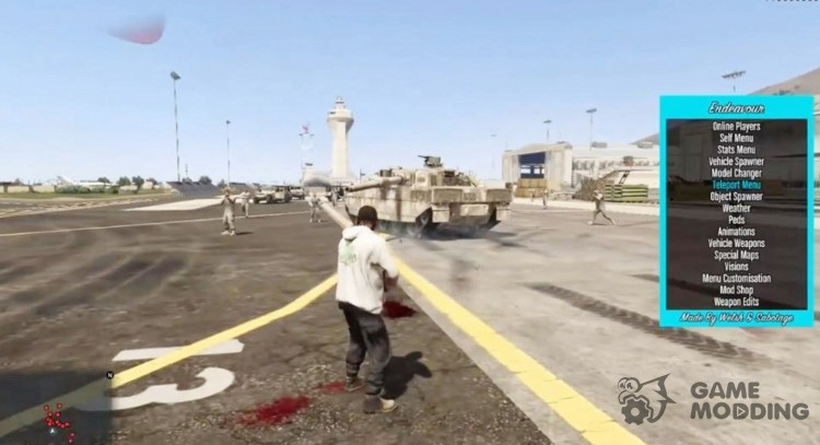 No traces of blood on the clothing v1.1 for GTA 5